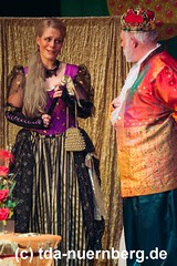 Die Prinzessin auf der Erbse (theater der altstadt nrnberg) Tags: theater kinder altstadt hochzeit nrnberg mrchen knig erbse prinzessin