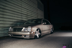 W210 Flash 1 (tylenopants) Tags: mercedes benz class e w210