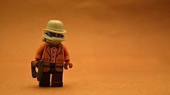 Good Help (Is So Hard To Find) (th_squirrel) Tags: cowboy lego mask space minifig minifigure