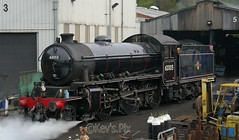 Scottish Branch Line Gala 2016-04 (Kev's.Pix) Tags: northyorkmoors northyorkshire steamtrain nymr steamlocomotives northyorksmoorsrailway scottishbranchlinegala