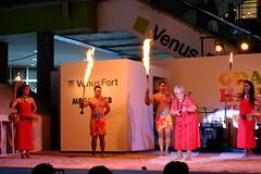 "Polynesian Cultural Center 27 (HAMACHI!) Tags: festival japan hawaii tokyo hula hawaiian fujifilm odaiba pcc firedance polynesianculturalcenter 2016 polynesianculturecenter xpro2 fujifilmxpro2 ""ポリネシアン・カルチャー・センターodaiba"