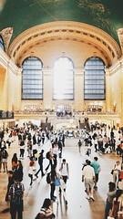 Grand (lozadae12) Tags: nyc newyorkcity ny newyork manhattan trainstation grandcentralstation vsco