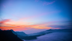 A Sunrise of Tengger (jipan) Tags: nature sunrise indonesia landscape mountbromo eastjava pananjakan2
