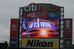IMG_9951 (ShellyS) Tags: nyc newyorkcity baseball queens mets scoreboards citifield