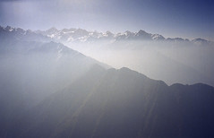 JMFA0564 (atlasphotoarchive) Tags: nepal mountain mountains landscape asian landscapes haze melting asia air aerial health pollution valley chemistry glaciers change environment geography himalaya range chemicals climate himalayas himalayan aerials brownhaze rolwaling