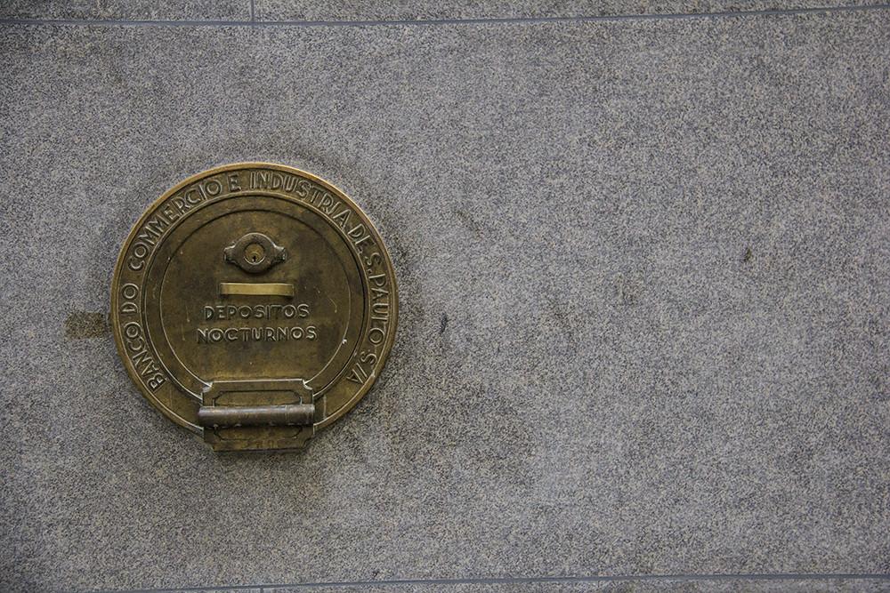 Tour Centro Histórico de São Paulo - Boca para depósitos noturnos antigos
