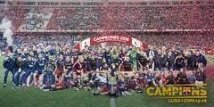 El FC Barcelona Campen de la Copa del Rey (footbamanagerallstar) Tags: soccer final bara fcbarcelona copadelrey ftbol sevillafc