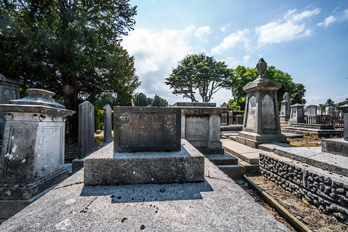 MOUNT JEROME CEMETERY AND CREMATORIUM IN HAROLD'S CROSS [SONY A7RM2 WITH VOIGTLANDER 15mm LENS]-117076