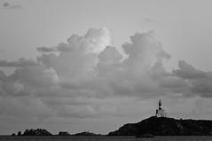 Light House - Isula De Is Cvarus (Rob McFrey) Tags: sardegna sea sky bw italy lighthouse white seascape black clouds de landscape ed faro is nikon scenery italia nuvole mare sardinia villasimius bn rob cielo e roberto nikkor 70300mm bianco nero dei vr paesaggio afs isola 70300 d90 cavoli granchi isula isoladeicavoli f4556g nikkor70300mmf4556gedvr mcfrey defraia cvarus