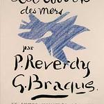 "<b>La Liberte des Mers</b><br/> Georges Braque (1882-1963) ""La Liberte des Mers"" Lithographic Poster, 1960 LFAC #1994:04:01<a href=""http://farm8.static.flickr.com/7168/6438568645_91e5fca28b_o.jpg"" title=""High res"">∝</a>"