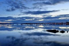 Something Beneath, Oak Bay, Canada (Northern Straits Photo) Tags: winter canada reflections boats bc britishcolumbia oakbaymarina northernstraitsphotography