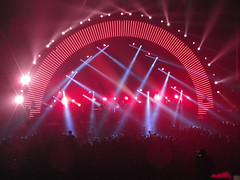 Kasabian, Capital FM Arena (gruntpig) Tags: lighting nottingham england music color colour rock lights fantastic colorful tour stage awesome group band arena colourful brilliant kasabian capitalfm
