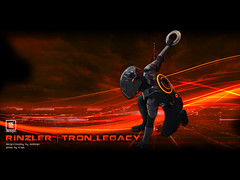 Rinzler Tron Legacy cosplay (skdesign_) Tags: desktop wallpaper movie design cosplay cosplayer tron legacy rinzler