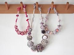 Matilda Coffeelila Nevena (rRradionica) Tags: kids necklace handmade crochet craft accessories accessory jewelryforgirls rrradionica
