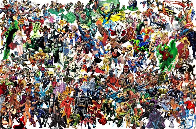Dc comics: Justice Unlimited