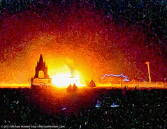 Burning Man 2007, Remixed: The Temple of Forgi...