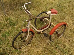 Childs Tri-cycle (imagetaker!) Tags: tricycle bicycles rides recycle 自行车 自行車 oldbikes pedalpower pushbikes classicbikes twowheelers oldcycles peterbarker onyerbike classicbicycles bicyclephotos transportimages 週期 imagetaker1 petebarker imagetaker classiccycles 循环 childstricycle bicycleimages pushcycles imagesofbicycles picturesofbicycles bicyclesforpeople 兩個輪子 推自行車