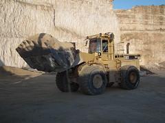 wheel malta caterpillar loader 980 bonnici 980f