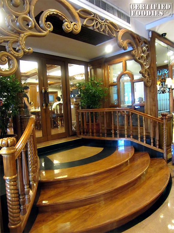 Lola Maria's Restaurant Entrance