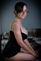 Busty Glasses 74