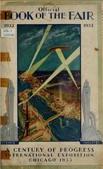 Chicago Exposition Programme 1933 (CharmaineZoe's Marvelous Melange) Tags: chicago vintage exposition worldsfair 1933