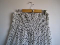 Vestido / Vendido (terodctila) Tags: blanco vintage valparaiso verano hip hop rap seda ropa vestido venta golondrinas blusa pajaritos vestidos golondrina poleron fladas