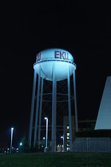 EKU (Mule Post Media) Tags: kentucky watertower richmond eastern eku mulepostmedia