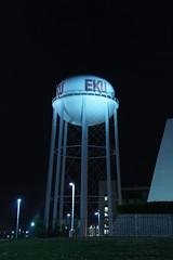 EKU (Mule Post Media) Tags: kentucky watertower richmond eastern eku mulepostmedia