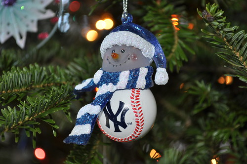New York Yankees Christmas