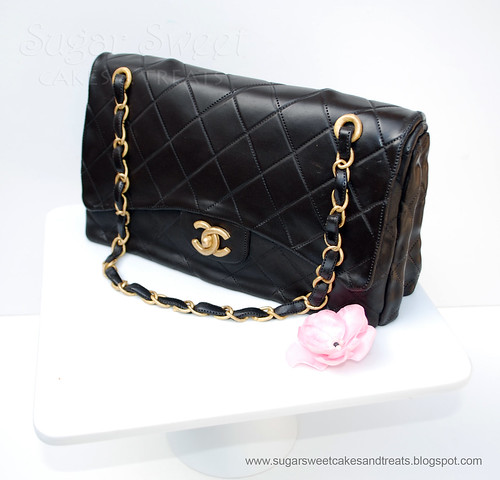 2011-12 Chanel Purse Cake