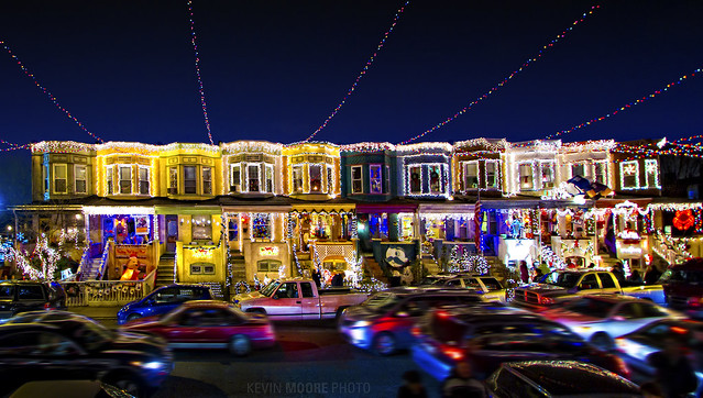 MIRACLE ON 34TH STREET - Hampden Neighborhood of Baltimore
