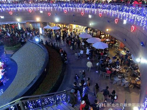 2011新北市府歡樂聖誕城-IMG_3574