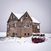 Lækjarskógur (SteinaMatt) Tags: old house abandoned matt iceland nikon december farm 28 mm ísland 1755 eyðibýli 2011 steinunn steina dalasýsla dalir d7000 matthíasdóttir lækjarskógur
