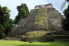 Yaxha, Guatemala (tik_tok) Tags: history latinamerica mesoamerica maya guatemala ruin mayan temples centralamerica peten centroamerica yaxha