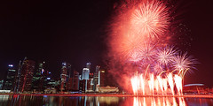 Happy New Year 2012! (PH Pictorials) Tags: new light sparkles singapore fireworks year celebration flare cbd 2012 mbs centralbusinessdistrict pyrotechnics 1635l marinabaysands 5dmii