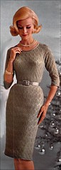 the 1960s-1962 glamorous dress (april-mo) Tags: 1962 the60s thesixties vintagedress vintagefashion the1960s 1960sdress 1962dress 1962catalog