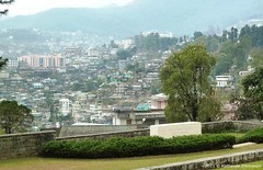 P1030812  Kohima view from cemetery (ks_bluechip) Tags: india northeast kohima nagaland