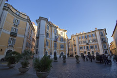 """Piazza di Sant'Ignazio • <a style=""""font-size:0.8em;"""" href=""""http://www.flickr.com/photos/89679026@N00/6665708369/"""" target=""""_blank"""">View on Flickr</a>"""