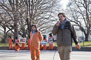 Witness Against Torture: Carmen Trotta and Mike Levinson