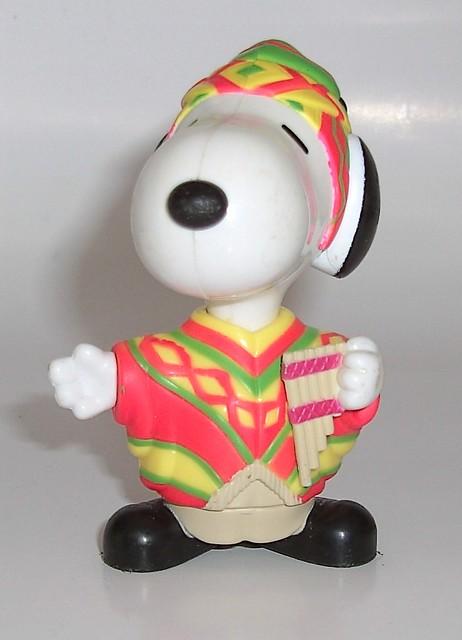 Snoopy Peru