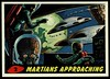 "Mars Attacks #2 ""Martians Approaching"" (cigcardpix) Tags: mars vintage advertising comic graphic ephemera fantasy horror sciencefiction attacks reprint tradecards gumcards"