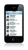 TOMTOM iPhone app 1.10 navigate to Facebook