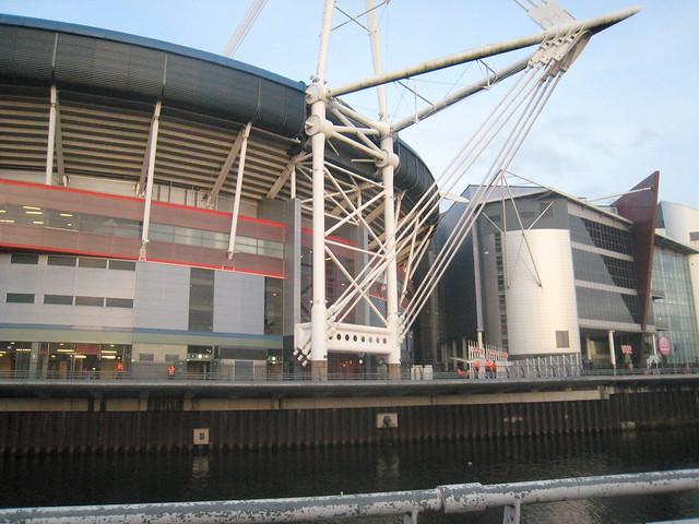 MILLENIUM Stadium Wales 2010