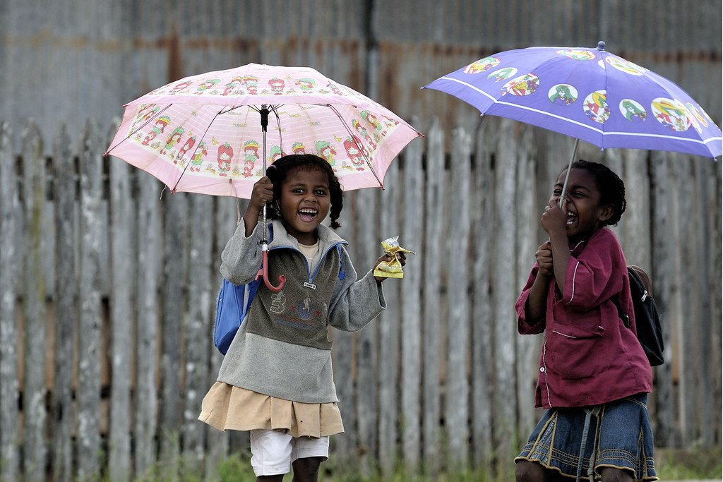 Enfants Vatomandry Tamatave