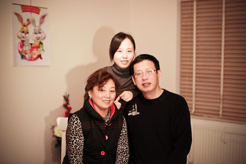 Chen Jie home dinner 043