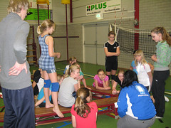 Pietentraining mini's 2011