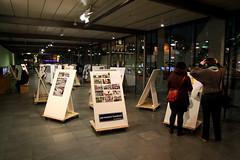 photoset: Kunsthalle project space: Mit sofortiger Wirkung. Künstlerische Eingriffe in den Alltag (14.-29.1.2012, Karlsplatz)