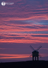 Day 20-366 Chesterton Windmill (Jeff Land) Tags: sunset windmill project photography photographer days 365 chesterton warwickshire stratforduponavon 366 52weeks canonef70200mmf28l canon50d jeffland wwwjefflandphotographycouk