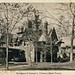 Residence of Mark Twain, Hartford, Connecticut, USA