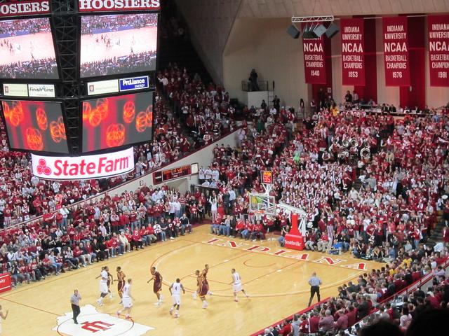 IU Basketball - Assembly Hall